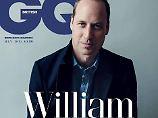 """""""Habe 20 Jahre gebraucht"""": Prinz William spricht über Tod seiner Mutter"""