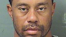 Unter Drogen am Steuer?: Polizei nimmt Tiger Woods fest