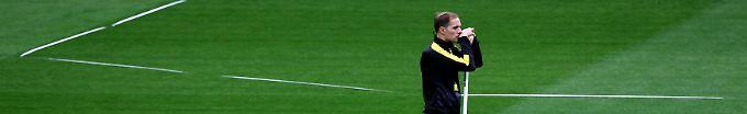 Der Sport-Tag: 12:54 Tuchel bestätigt BVB-Aus via Twitter