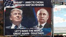 Friedensgutachten 2017: Putin und Trump sind eine Gefahr für die Welt