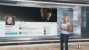 n-tv Netzreporterin: Fans huldigen Thomas Tuchel auf Twitter
