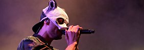 Im Video zur neuen Single: Cro zeigt sich ohne Maske