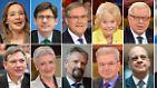 Bosbach, Schwesig, Ströbele, …: Diese Politiker machen 2017 Schluss