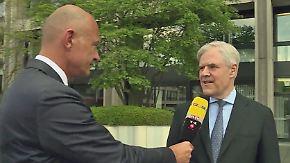 """Bundesbankvorstand Dombret im Interview: """"Bedenkliches und großes Risiko der deutschen Banken ist die Ertragskraft"""""""