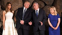 Keine Verlegung nach Jerusalem: Trump macht Rückzieher bei US-Botschaft