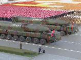 Auch Russland betroffen: USA verschärfen Nordkorea-Sanktionen