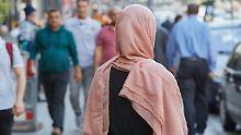 Ministerium plant neue Regeln: Gesichtsschleier am Steuer bald verboten