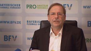 Zwangsabstieg von 1860 München: BVF-Präsident heißt Löwen in Regionalliga willkommen