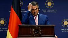 Gabriel-Mission gescheitert: Türkei erlaubt keine Incirlik-Besuche