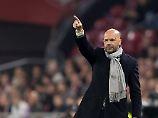 Borussia Dortmunds neuer Trainer: Bosz soll BVB-Talente das Fliegen lehren