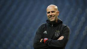Von Ajax Amsterdam zum BVB: Peter Bosz soll Tuchels Nachfolge antreten