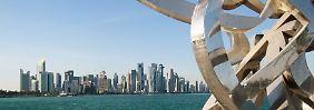 Katar an vielen Firmen beteiligt: Kleines, reiches Land - als Investor gefragt