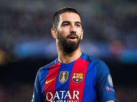 Abgeschoben: Arda Turan beim FC Barcelona.
