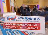 Schwund in Sachsen-Anhalt: Abgeordneter verlässt AfD-Fraktion