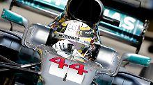 """Nach der Monaco-Pleite: Mercedes sucht die """"richtigen Lösungen"""""""