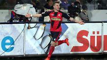 Maximilian Philipp spielt in der kommenden Saison für den BVB. Derzeit ist er mit der U21-Nationalmannschaft unterwegs.