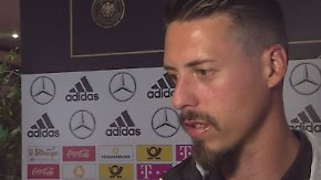 """Stimmen zum DFB-Spiel gegen Dänemark: """"Habe 29 Jahre darauf gewartet"""""""