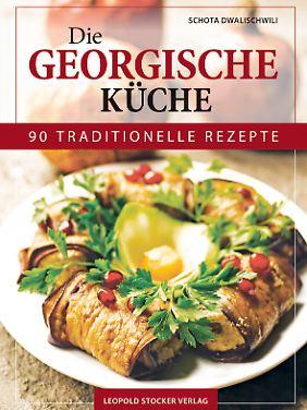 """""""Die Georgische Küche"""" aus dem Leopold Stocker Verlag bietet einen faszinierendenEinblick in Geschichte und Esskultur."""