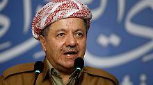 Referendum im September: Iraks Kurden wollen eigenen Staat