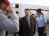 Visite in Bürgerkriegsland: Gabriel überraschend in Libyen eingetroffen