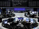 Ruhige Stimmung an der Börse - trotz mehrerer Großereignisse.