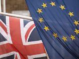 Zeitlich begrenzte Zollunion?: London will Übergangsphase mit EU