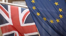 Miese Stimmung bei Verbrauchern: Brexit bremst britische Wirtschaft ab