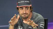 Die Zeichen bei Formel-1-Pilot Fernando Alonso und seinem Rennstall McLaren-Honda stehen auf Abschied.