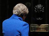 Das ignorierte Votum der Briten: May wankt zurück in die Downing Street
