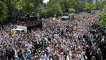Wut auf USA und Saudis: 41 Festnahmen nach Teheran-Anschlägen