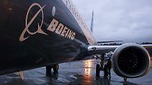 30 dieser 737 MAX verkauft Boeing an die iranische Fluggesellschaft Aseman.