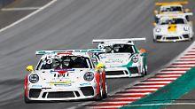 Porsche Carrera Cup: Porsche-Junior Campbell siegt in Spielberg