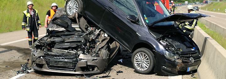 n-tv Ratgeber: So wird bei Verkehrsunfällen die Schuld verteilt