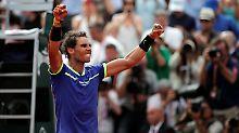 Zehnter Sieg bei French Open: Tennisstar Nadal krönt historische Dominanz