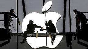 """Sind Apple, Facebook & Co. zu """"normalen"""" Konsumgüterherstellern"""" geworden? Und tragen die Anleger dem Rechnung?"""