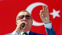 Starker Anstieg überrascht: Türkische Wirtschaft wächst kräftig
