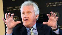 Immelt tritt ab: GE tauscht überraschend Chef aus