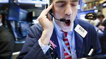 Der Börsen-Tag: Dow Jones knackt 26.000-Punkte-Marke
