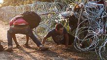 Zu wenige Flüchtlinge empfangen: EU geht gegen drei Staaten vor