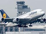 Verlagerung nach München: Lufthansa zieht einige A380 aus Frankfurt ab