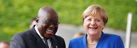 Gipfel in Berlin: Der Merkelplan mit Afrika
