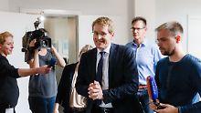 Einigung in letzten Punkten: Jamaika-Bündnis in Schleswig-Holstein steht