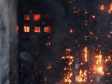 Feuer-Drama in London: Was wir über die Katastrophe wissen
