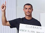 Steuerhinterziehung? Wer? Ich?: Cristiano Ronaldo lenkt ab