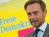 Sonst keine Koalition im Bund: Lindner macht Ehe für alle zur Bedingung