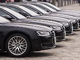 Unzulässige Abschalteinrichtung: KBA ordnet Rückruf Zehntausender Audis an