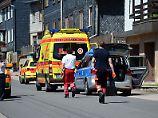 Beziehungstat in Thüringen: Vater sticht auf Kinder ein - Zwei Tote