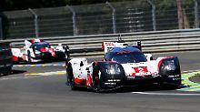 Die LMP1 ist nach der Formel 1 die höchste Rennserie auf einem Rundkurs.