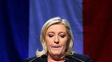 Französische Justiz ermittelt: Le Pen verliert erneut Immunität