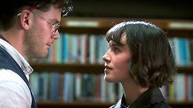 Wird das was? Bella und Billy (Jeremy Irvine).